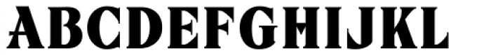 ARB 67 Roman Tall JUL-37 CAS Normal Font UPPERCASE