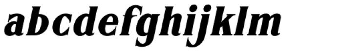 ARB 67 Roman Tall JUL-37 DTP Normal Italic Font LOWERCASE