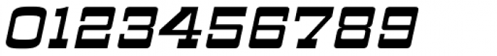 ARB 93 Steel Moderne SEP-39 CAS Normal Italic Font OTHER CHARS