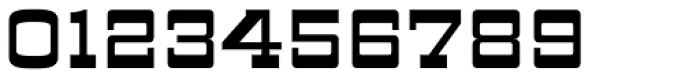 ARB 93 Steel Moderne SEP-39 CAS Normal Font OTHER CHARS