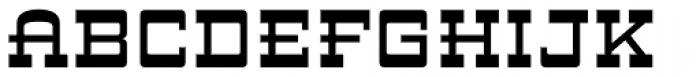 ARB 93 Steel Moderne SEP-39 DTP Normal Font UPPERCASE