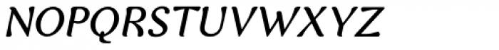 Arabetics Harfi Italic Font UPPERCASE