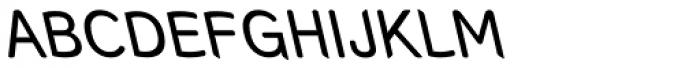Arabetics Symphony Slant Font UPPERCASE
