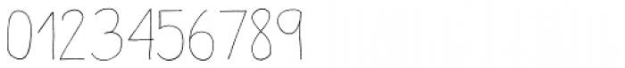 Aracne Light Font OTHER CHARS