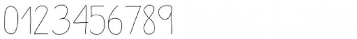 Aracne Soft Light Font OTHER CHARS