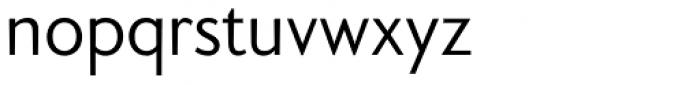 Aragon Sans Font LOWERCASE