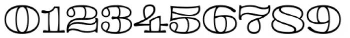 Aramara Chromatic Engraved Font OTHER CHARS