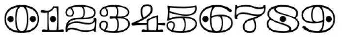 Aramara Chromatic Font OTHER CHARS