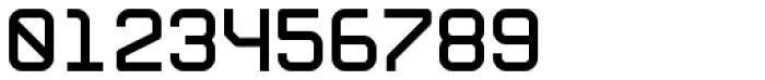 Arame Mono Regular Font OTHER CHARS