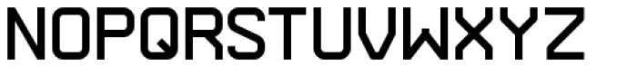 Arame Regular Font UPPERCASE