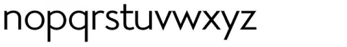 Aramis Semi Light Font LOWERCASE