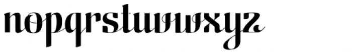 Aranjuez Pro Font LOWERCASE