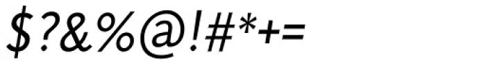 Arazati-Clara Cnensada Oblicua Font OTHER CHARS