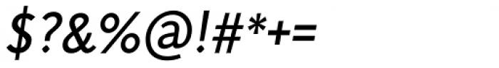 Arazati Condensada Oblicua Font OTHER CHARS