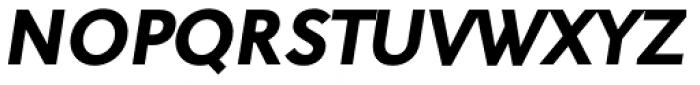 Arazati Extranegra Condensada Obicua Font UPPERCASE