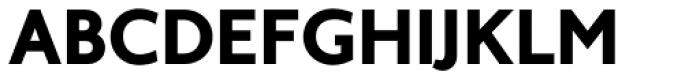 Arazati Extranegra Condensada Font UPPERCASE