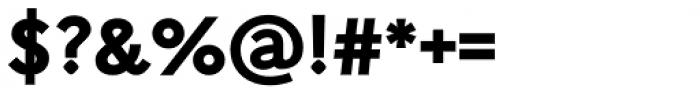 Arazati Extranegra Font OTHER CHARS