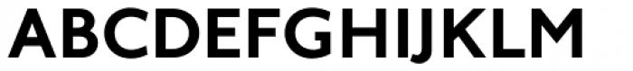 Arazati Negra Font UPPERCASE