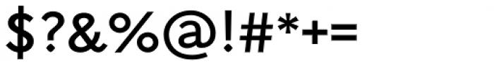 Arazati Oscura Expandida Font OTHER CHARS