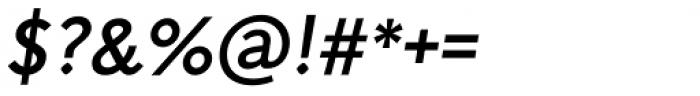 Arazati Oscura Oblicua Font OTHER CHARS