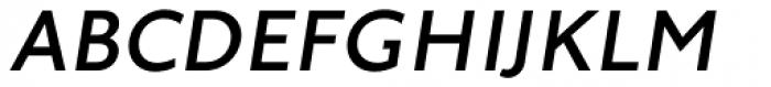Arazati Oscura Oblicua Font UPPERCASE