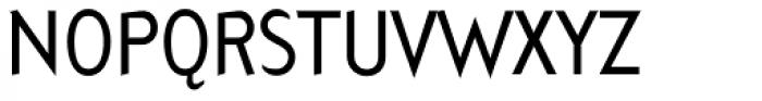 Arbitrary Regular Font UPPERCASE