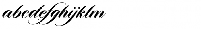 Arbordale Font LOWERCASE
