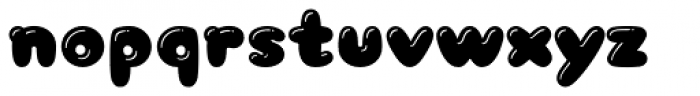 Arbuckle Bright Font LOWERCASE