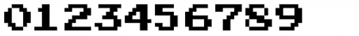 Arcade Classic 2003 Font OTHER CHARS
