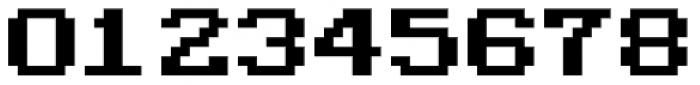 Arcade2003 Black Font OTHER CHARS