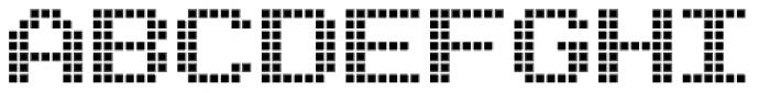 Arcade2003 Font UPPERCASE