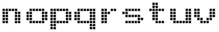 Arcade2003 Font LOWERCASE