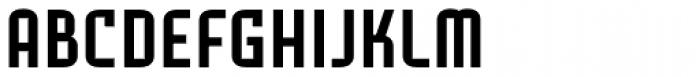 Arcation Font UPPERCASE