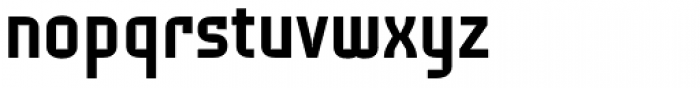 Arcation Font LOWERCASE