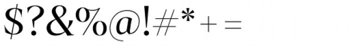 Archeron Pro Book Font OTHER CHARS