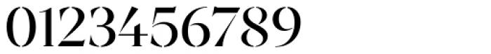 Archeron Pro Stencil Regular Font OTHER CHARS