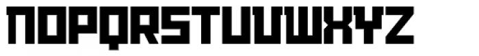 Architype-Aubette Font LOWERCASE