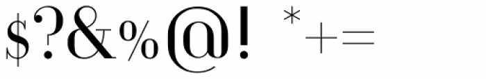 Architype Bayer-Type Font OTHER CHARS