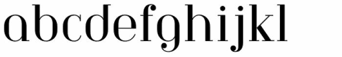 Architype Bayer-Type Font LOWERCASE