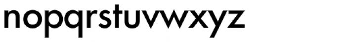 Architype Renner Medium Font LOWERCASE