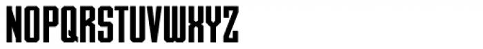 Archiva Bold Rounded Font UPPERCASE