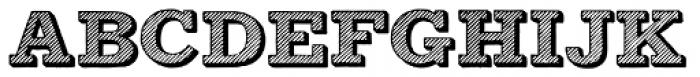 Archive Kludsky Font UPPERCASE