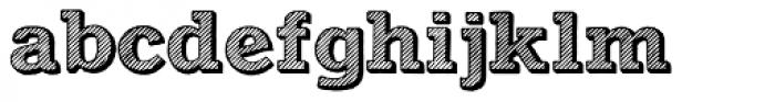 Archive Kludsky Font LOWERCASE