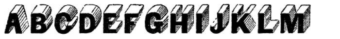 Archive Mann Font UPPERCASE