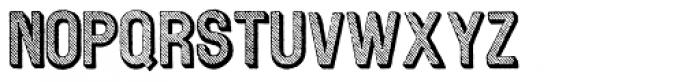 Archive Tilt Font LOWERCASE