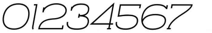 Archivio Italic Slab 500 Font OTHER CHARS