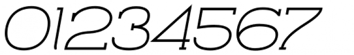 Archivio Italic Slab 700 Font OTHER CHARS