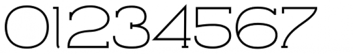 Archivio Slab 500 Font OTHER CHARS