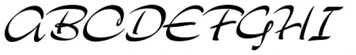 Archivo Font UPPERCASE