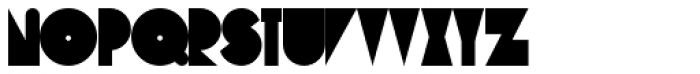 Arco Normal Font UPPERCASE